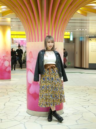 109スペシャルコンテンツ ~FLAGSHIP GIRLS Vol.20 SpRay SHOP STAFF 高山奈穂