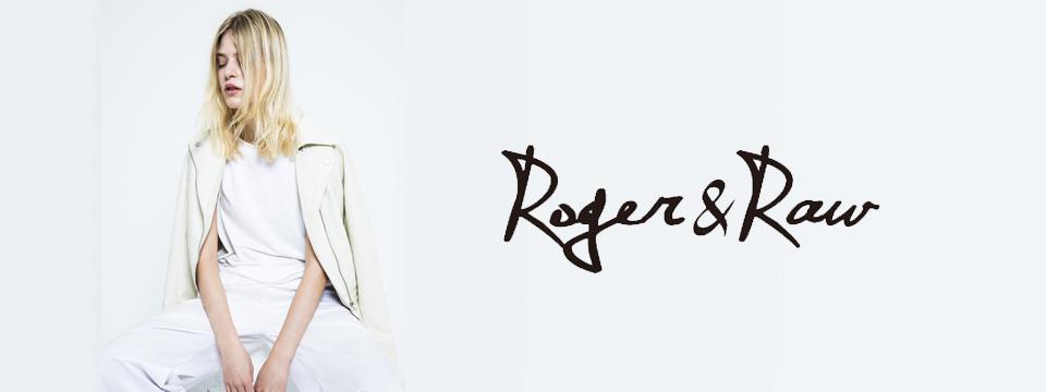 Roger&Rawビジュアル