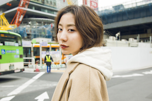 秋山晶/MOUSSY SHOP STAFF
